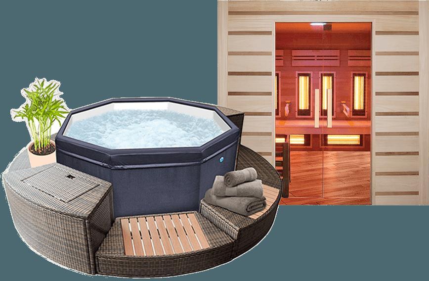 Vente de Spa et saunas
